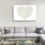 Personalised-Hearts-Canvas-Art-Print
