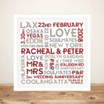 Wedding-Anniversary-Gift-Art-Framed-Wall-Art