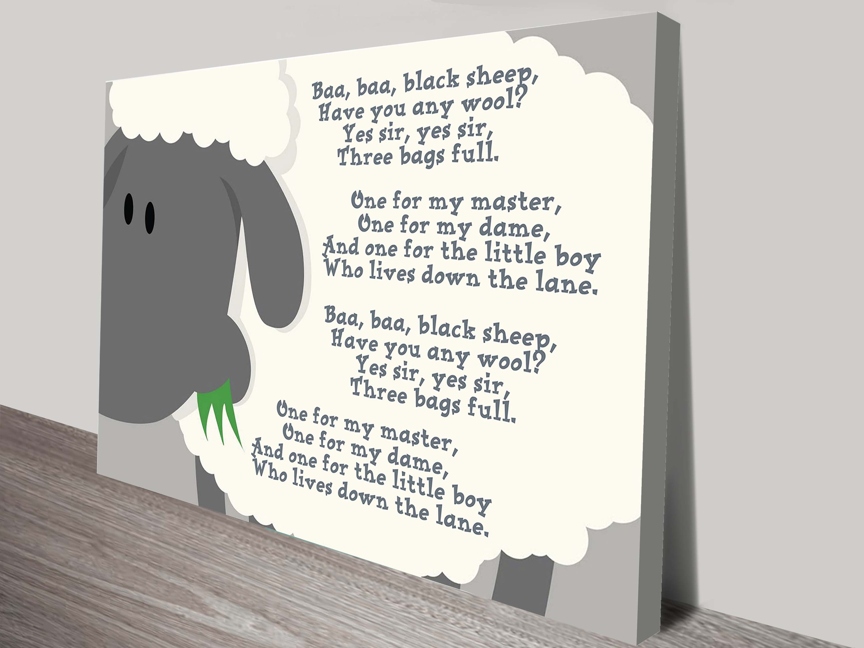 Personalised Baby Gifts | Nursery Rhymes And Images