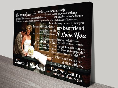 Photo Word Art Gifts