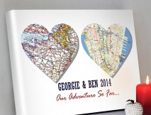 Personalised-Heart-map-Art
