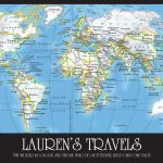 customised-map-artwork
