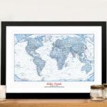 Blue-World-Travel-Push-Pin-Map-Wall-Art