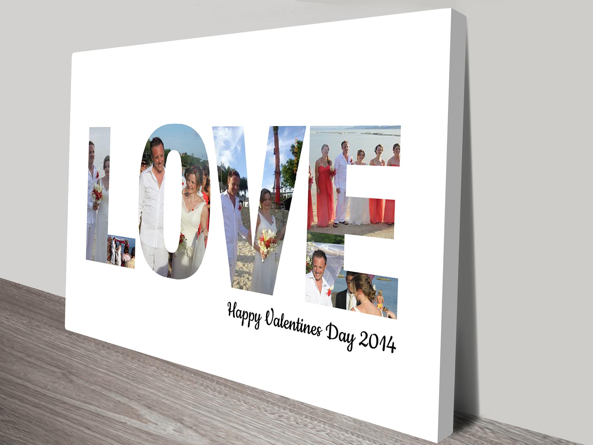 love photo word art | Elegant Love