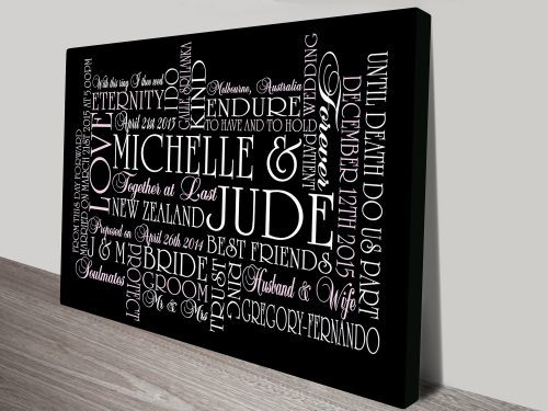 Wedding Gifts Art