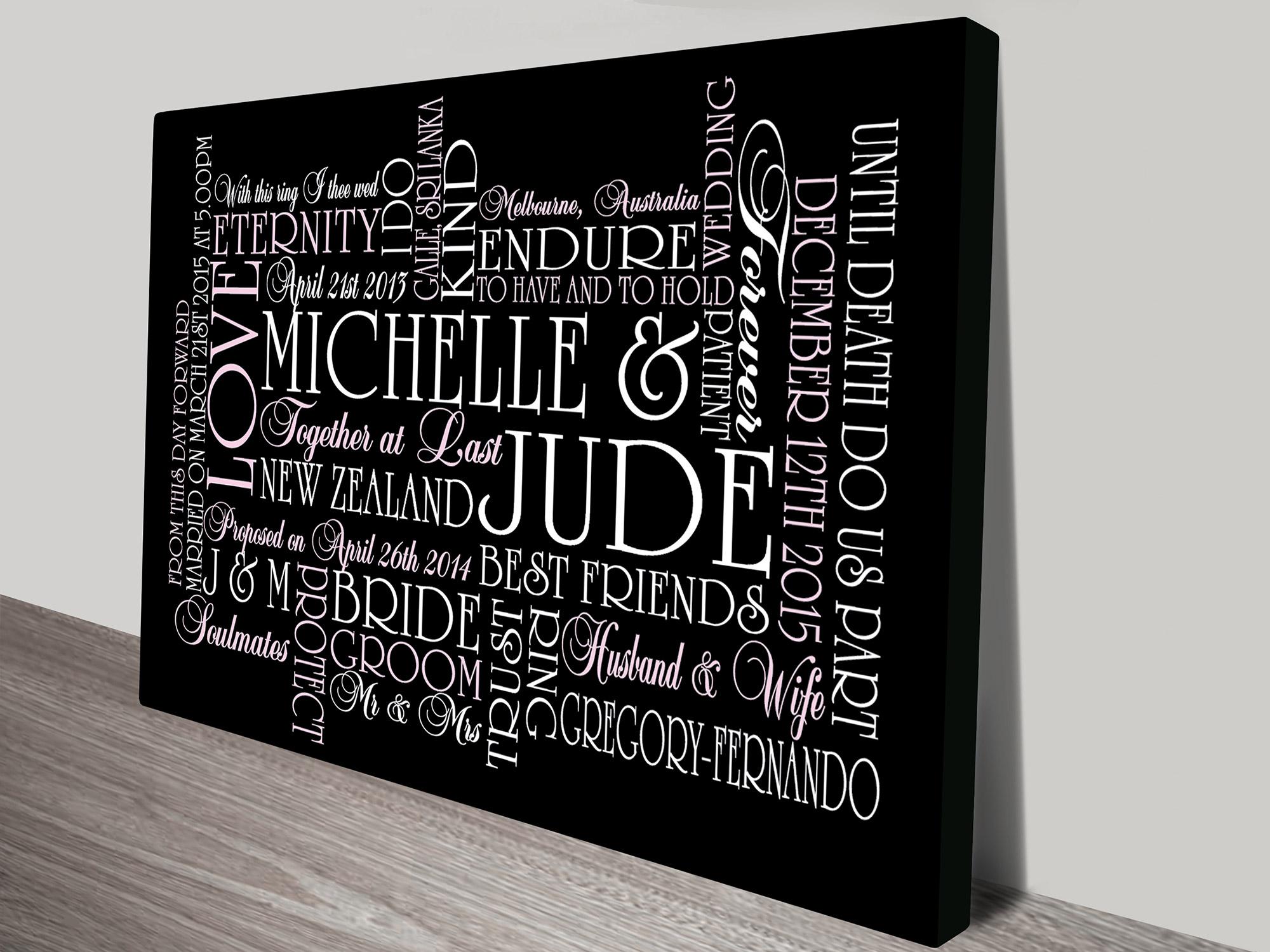 Wedding Gifts Art