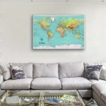 custom-word-map-canvas-artwork