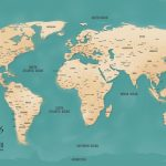Teal-World-Map
