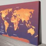 Orange-Push-Pin-Map-Canvas