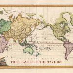 Old-World-Push-Pin-Travel-Map-Art-Canvas