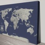 Blue-Silver-Blue-Personalised-Push-Pinboard-canvas-print