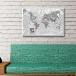 Buy-Cheap-Push-Pin-World-Maps-Online