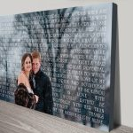Personalised-Photo-Word-Art-Gift-Idea