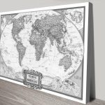 Wanderlust-Bespoke-World-Map-Wall-Art-AU