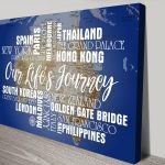 Personalised-Australia-Push-Pin-Map-with-Words-Sydney