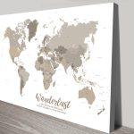 Bronze-World-Map-canvas