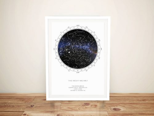 Personalised Star Maps Ar...