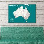 Australia-Pinboard-Canvas-Artwork