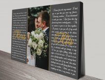 Wedding Vows Artwork