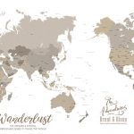 Bronzed-Pacific-Centric-Map-Art