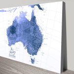 Buy-Australia-Blue-Watercolour-Push-Pin-Pinboard-Map