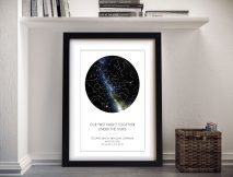 Create Your Own Star Map Online