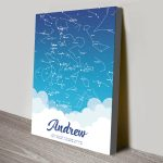 New-Baby-Star-Map-Gift