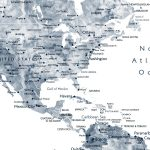 New-Watercolour-World-Map-Dark-Blue-Tones-Zoomed-02