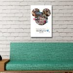Mickey Mouse Photo Wall Art Great Gift Ideas Online